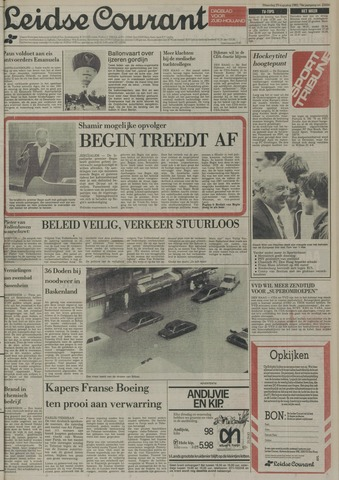 Leidse Courant 1983-08-29
