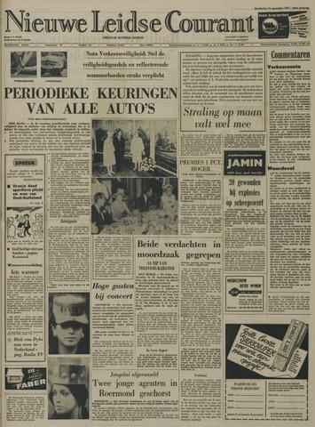 Nieuwe Leidsche Courant 1967-09-14