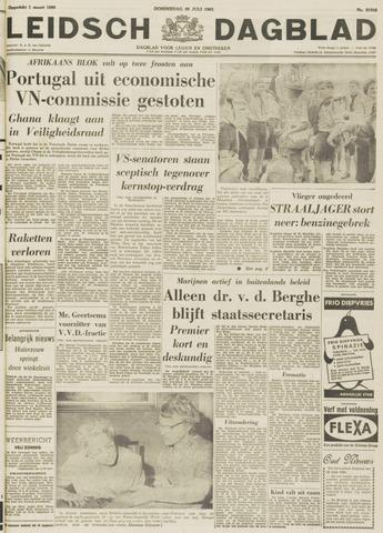 Leidsch Dagblad 1963-07-25