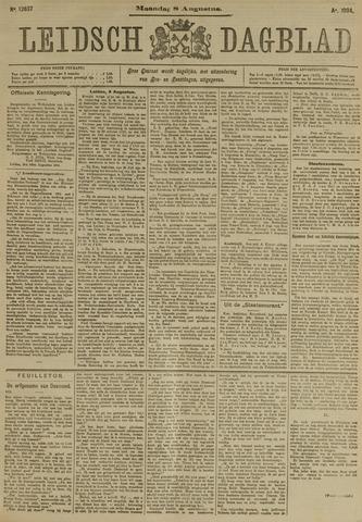 Leidsch Dagblad 1904-08-08