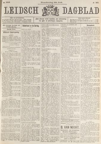 Leidsch Dagblad 1915-07-29