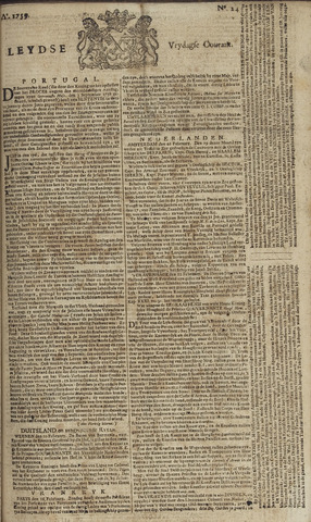 Leydse Courant 1759-02-23