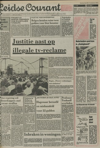 Leidse Courant 1981-07-13