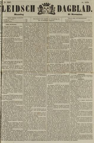 Leidsch Dagblad 1870-11-21