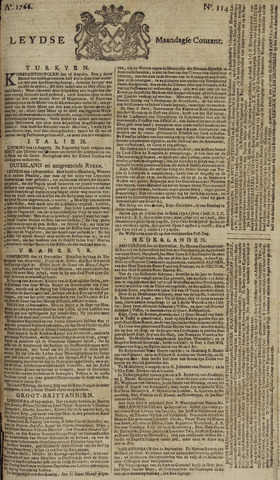 Leydse Courant 1766-09-22
