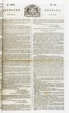 Leydse Courant 1843-07-24