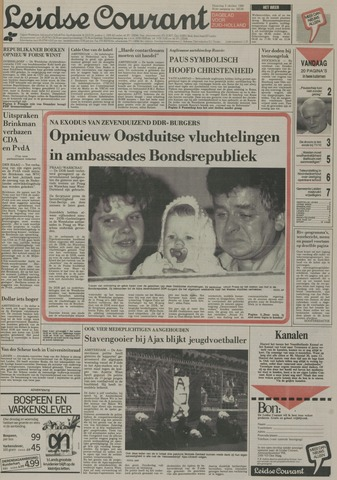 Leidse Courant 1989-10-02