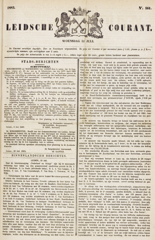 Leydse Courant 1883-07-11