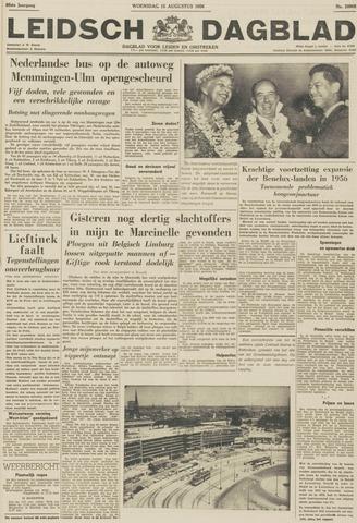 Leidsch Dagblad 1956-08-15