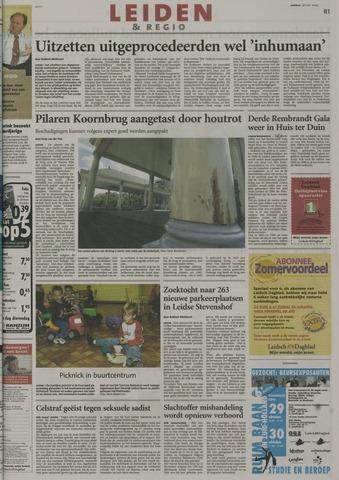 Leidsch Dagblad 2004-06-22