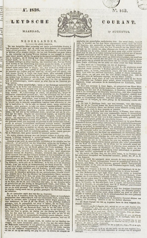 Leydse Courant 1838-08-27