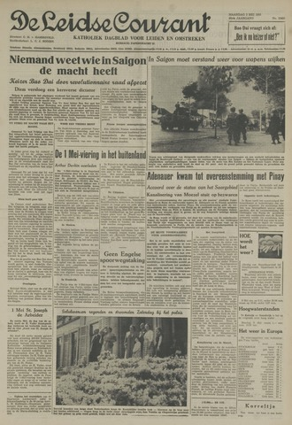Leidse Courant 1955-05-02