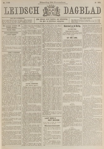 Leidsch Dagblad 1915-12-28