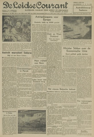 Leidse Courant 1950-06-09