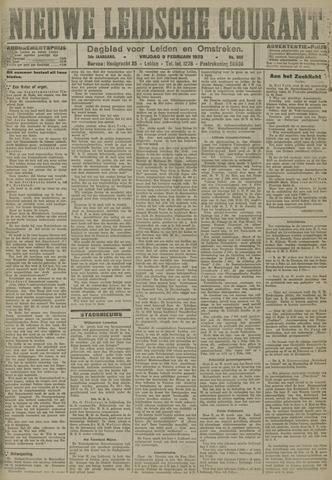 Nieuwe Leidsche Courant 1923-02-09