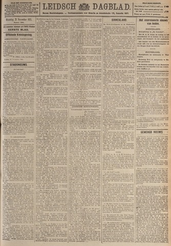 Leidsch Dagblad 1921-11-21