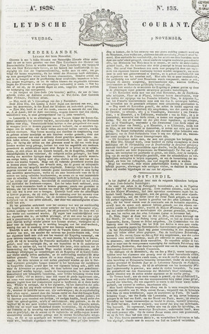 Leydse Courant 1838-11-09