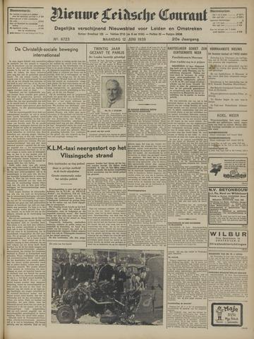 Nieuwe Leidsche Courant 1939-06-12