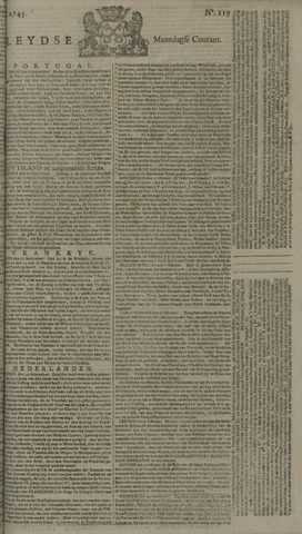 Leydse Courant 1745-10-04