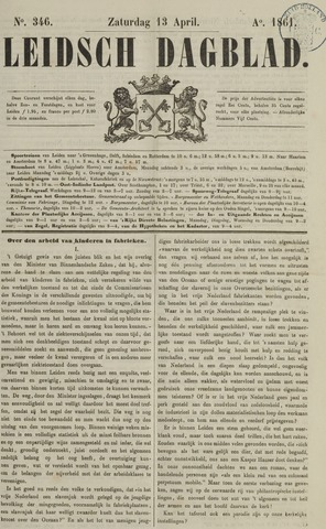 Leidsch Dagblad 1861-04-13