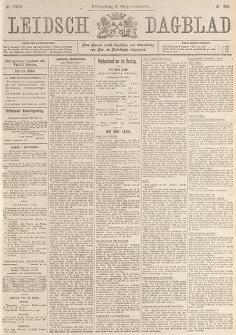 Leidsch Dagblad 1915-09-07