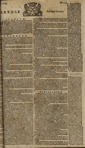 Leydse Courant 1753-11-09