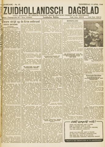 Zuidhollandsch Dagblad 1944-04-12