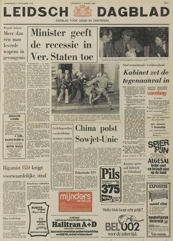 Leidsch Dagblad 1974-11-07