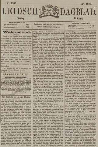 Leidsch Dagblad 1876-03-21