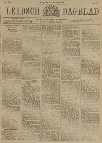Leidsch Dagblad 1902-11-14