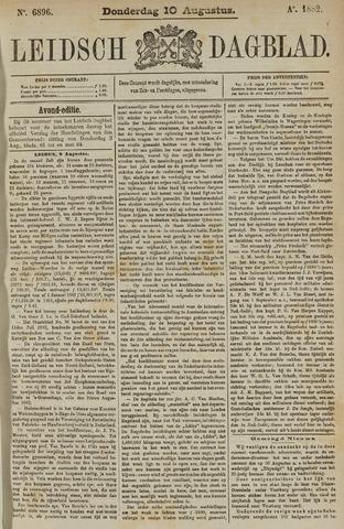 Leidsch Dagblad 1882-08-10