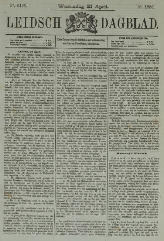 Leidsch Dagblad 1880-04-21