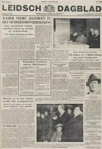 Leidsch Dagblad 1956-03-16