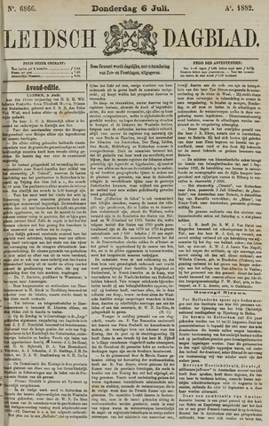 Leidsch Dagblad 1882-07-06