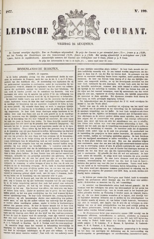 Leydse Courant 1877-08-24