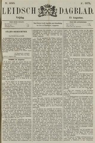 Leidsch Dagblad 1873-08-15