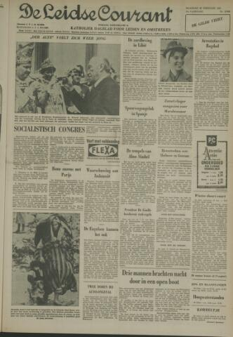 Leidse Courant 1963-02-25