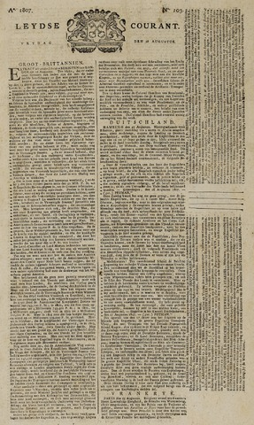 Leydse Courant 1807-08-28