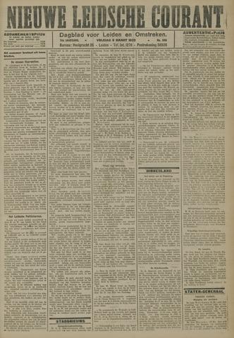 Nieuwe Leidsche Courant 1923-03-09