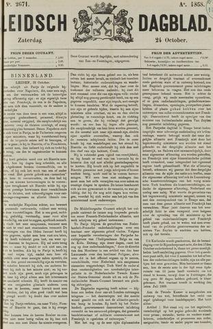 Leidsch Dagblad 1868-10-24