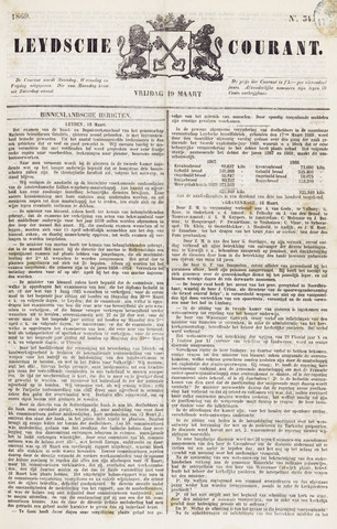 Leydse Courant 1869-03-19