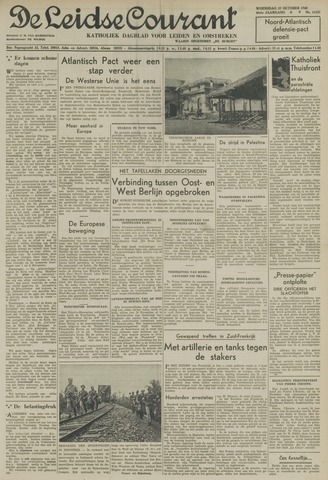 Leidse Courant 1948-10-27