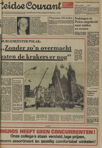 Leidse Courant 1980-08-20