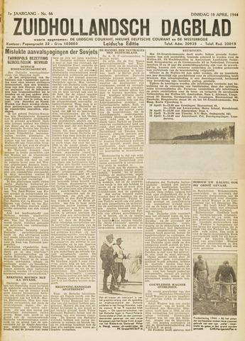 Zuidhollandsch Dagblad 1944-04-18