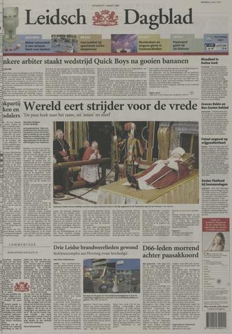 Leidsch Dagblad 2005-04-04