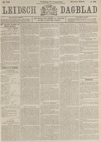 Leidsch Dagblad 1916-08-11