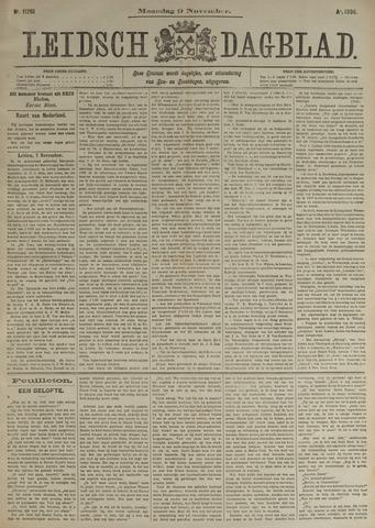 Leidsch Dagblad 1896-11-09