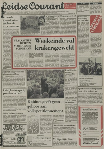 Leidse Courant 1985-10-28