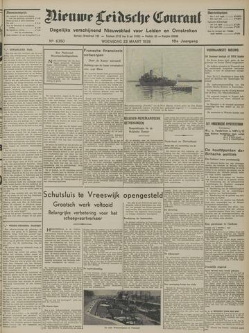 Nieuwe Leidsche Courant 1938-03-23