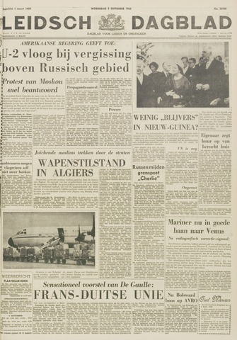 Leidsch Dagblad 1962-09-05